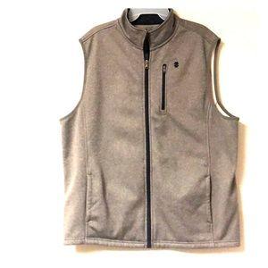 Men's Izod Spectator Fleece Vest
